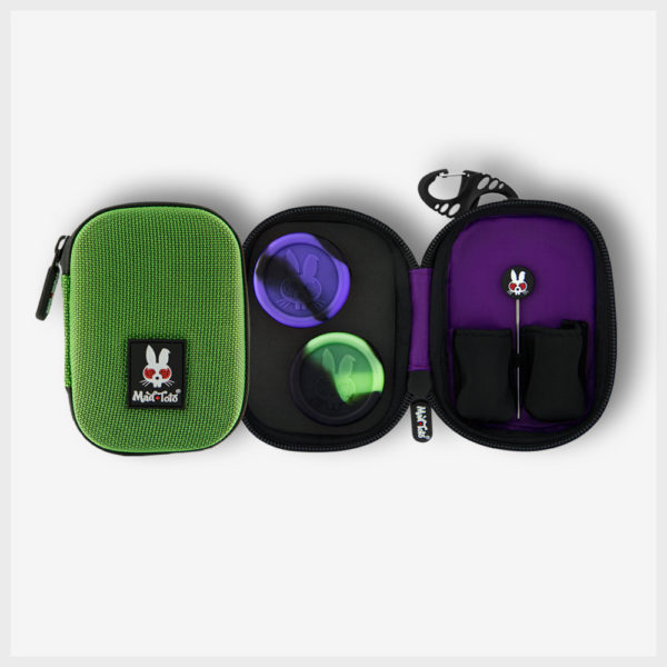 Mad Toto - Alien Case - 420 Stash Kit / Pipe Case