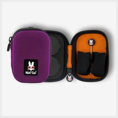 Mad Toto - Swinger Case - 420 Stash Kit / Pipe Case