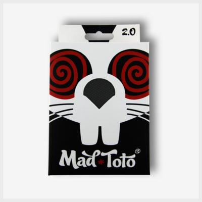 Mad Toto 2.0 Gravity Case - 420 Kit / Pipe Case