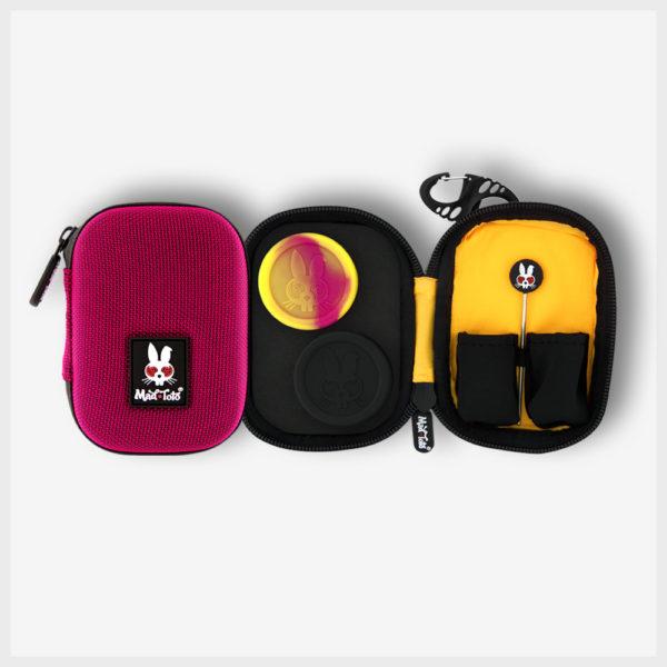 Mad Toto - Lotus Case - 420 Stash Kit / Pipe Case