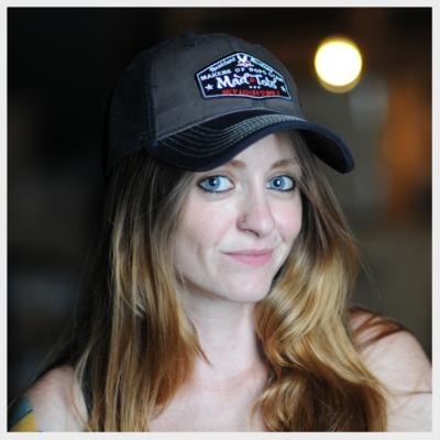 Mad Toto Trucker Hat - Charcoal & Black