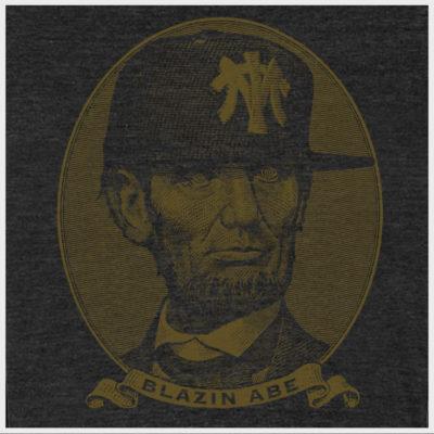 420 MadToto Blazin' Abe, Abraham Lincoln